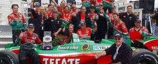 IndyCar CHAMPCAR/CART: Fernandez charges to Portland victory