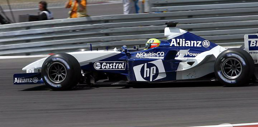 Ralf heads Williams 1-2 in French GP qualifying