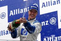 Williams taking it race by race