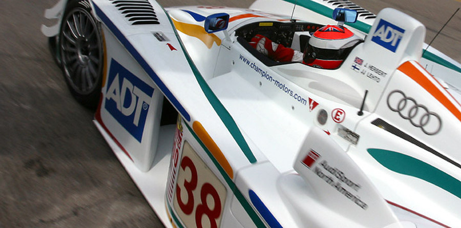 Lehto, Herbert lead Trois-Rivieres test session