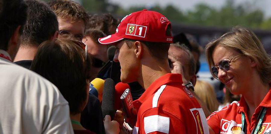 Schumacher likes to fight