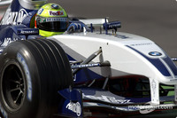 Ralf uncertain for Indianapolis