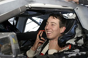 Daytona test day one 2003-12-19