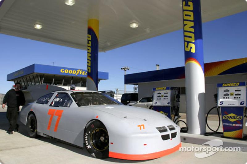Daytona test day one 2003-12-19
