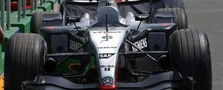 Formula 1 McLaren knows its weaknesses