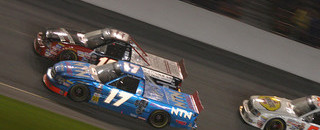 NASCAR Truck Reutimann, Toyota get first career pole