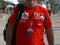 Barrichello's old-fashioned approach