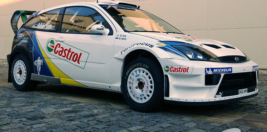 New Zealand will test new Focus WRC 04
