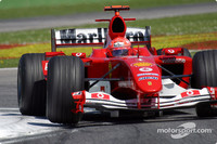 Ferrari leads in Spanish GP first practice