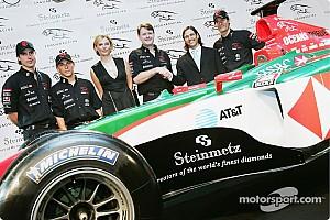 Sparkling sponsor for Jaguar