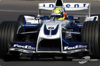 Williams wishes Ralf Schumacher well