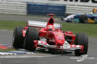 Schumacher fastest on German GP Friday