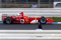 Schumacher victorious at German GP