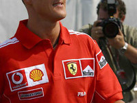 Schumacher ready for Chinese challenge