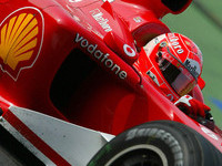 Ferrari on top in final Chinese GP practice