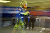 Rossi heads Australian GP qualifying