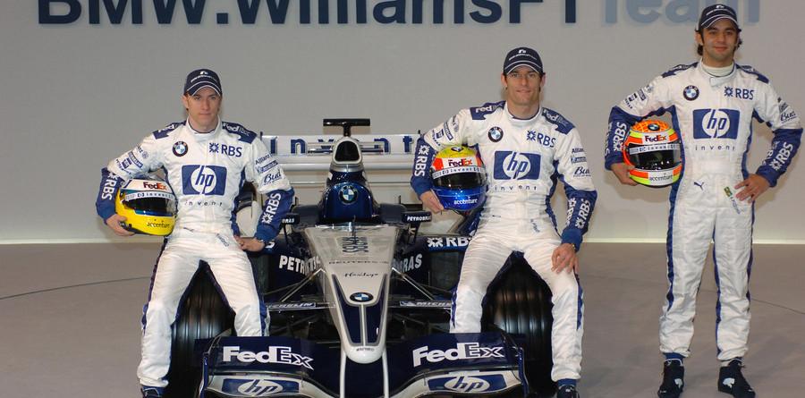 Heidfeld gets Williams race seat