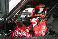 Pruett parades to pole at Daytona