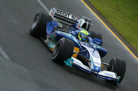 Massa fastest in Malaysian GP second practice