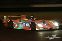 McNish accident allows Pescarolo past