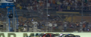 NASCAR Sprint Cup Biffle grabs the win in Homestead