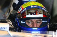 Webber leads at Valencia test