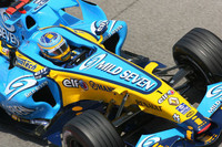 Alonso still top at Paul Ricard