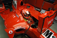 Schumacher top in Japanese GP last practice