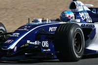 Wurz fastest on Brazilian GP Friday