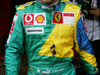 Massa takes home pole for Brazilian GP