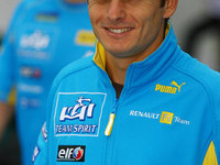 Time for Fisichella to rise to the challenge