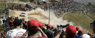 WRC Loeb stretches his lead in Rally Portugal