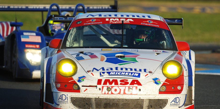 Imsa Performance Matmut takes GT2 win