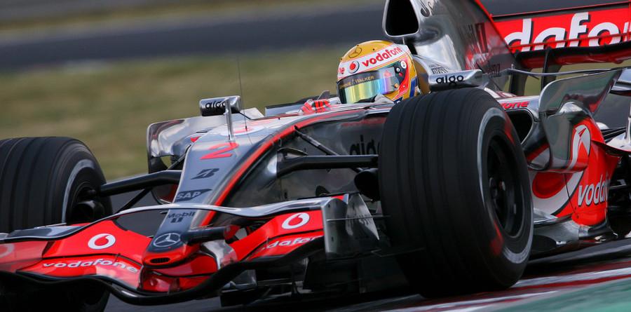 Hamilton wins sedate Hungarian GP