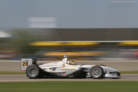 CHAMPCAR/CART: Bourdais dominates Road America Friday qualifying