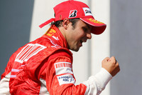 Consistency the key for Massa
