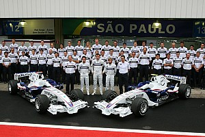 BMW Sauber interview with Theissen
