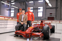 Ferrari first to the line with F2008 launch