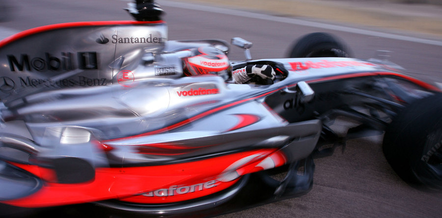 Kovalainen quickens F1 test pace