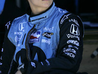 IRL: Danica Patrick confident, hungry for 2008