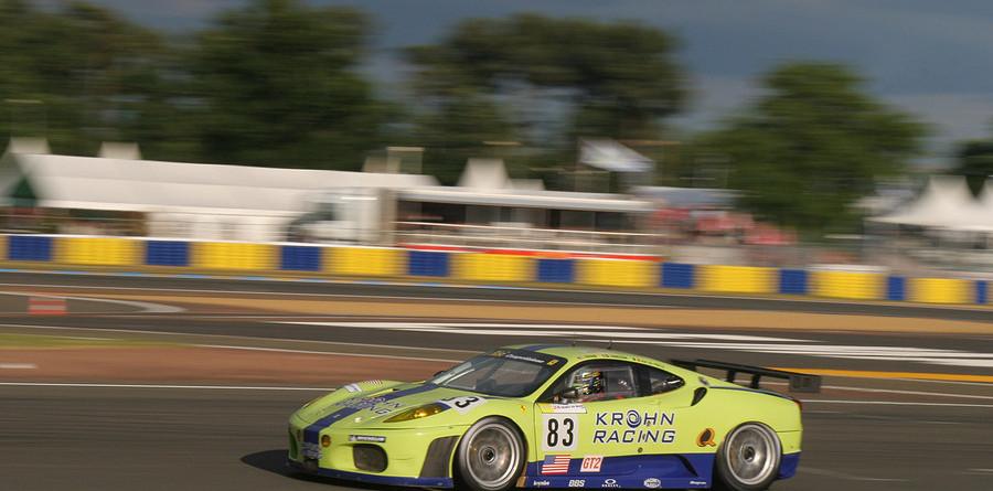 Incidents plague hour two at Le Mans