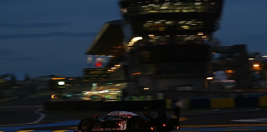 Minassian leads at the nine-hour mark