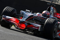Kovalainen drives McLaren to top of Jerez test times