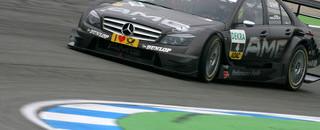 DTM Di Resta sets pace in DTM's final 2008 challenge