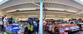 NASCAR Sprint Cup Johnson on the verge of making NASCAR history
