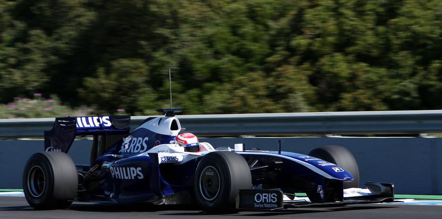 Nakajima closes Jerez tests on top