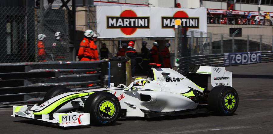 Button bags Monaco pole