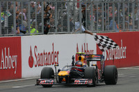 Vettel makes child's play of British GP