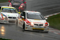 Rain soaked Brands levels championship
