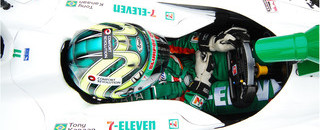 Kanaan fastest on sixth day of Indy 500 practice